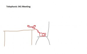 telephonic 341 meeting
