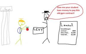 student loan garnishment