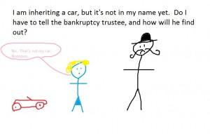 inherit car