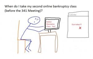 second online class