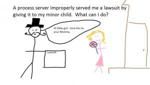 improper service